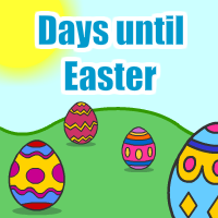 Days Until Easter