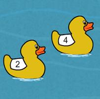duck race duck race  Duck Race