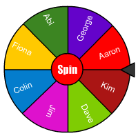 Online Spinner Roulette Game