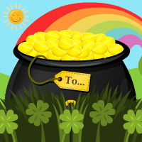Pot of Gold Name Picker