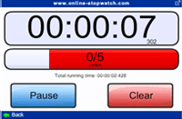 Download Stopwatch - Stay On Top Stopwatch