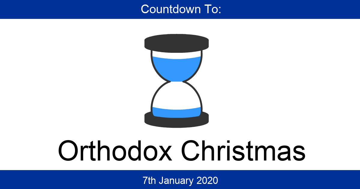 How Many Days Until Christmas 2020.153 06 59 56